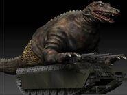 DinoTank Frontier Prof