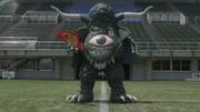 Alien Akuma referee