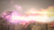 Gorg Monsters energy beam