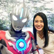 Mayu with Orb