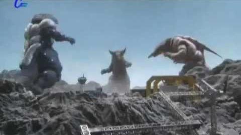 Gomora vs Telesdon & Golza