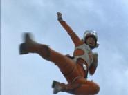 ''Leo Kick'' in human form