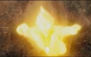Glitter Tiga vs Demonothor