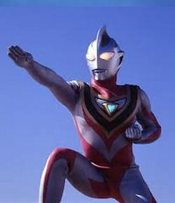 Ultraman Gaia V2!