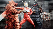 Ultraman-Leo-Gillas-Brothers