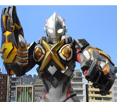 File:Ultraman X Z-ton Armor.png