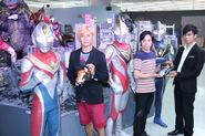 Hassei, Tsu & Yoshi