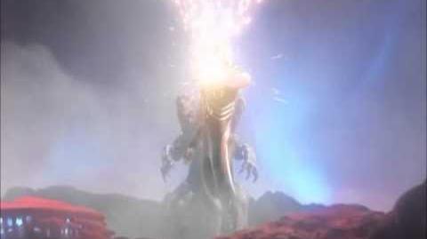 Ultraman Nexus vs Galberos II