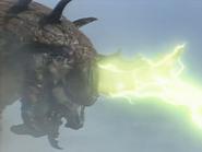 Sasori Gadoras Horn Lightning