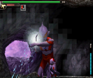 Imitation Ultraman Specium Ray