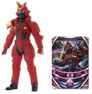 Ultra Monster Orb Renki (Crimson Lotus Knight)