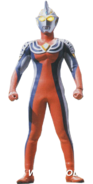 Ultraman Justice Charecter Standrad Mode