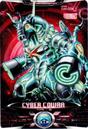 Ultraman X Cyber Cowra Card