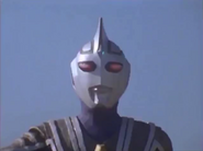 Imitation Agul destroyed by Ultraman Agul