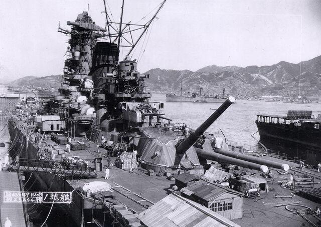 File:Yamato battleship under construction-1-.jpg