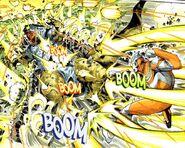 Tiga Power Rush Manga