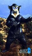 Alien Mefilas old