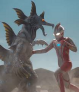 Zoa-Muruchi v Ultraman Mebius