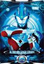 Ultraman X Ultraman Ginga Strium Card