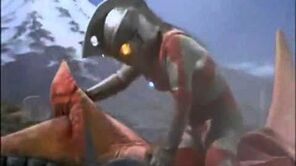 Ultraman Ace vs