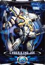 Ultraman X Cyber King Joe Card