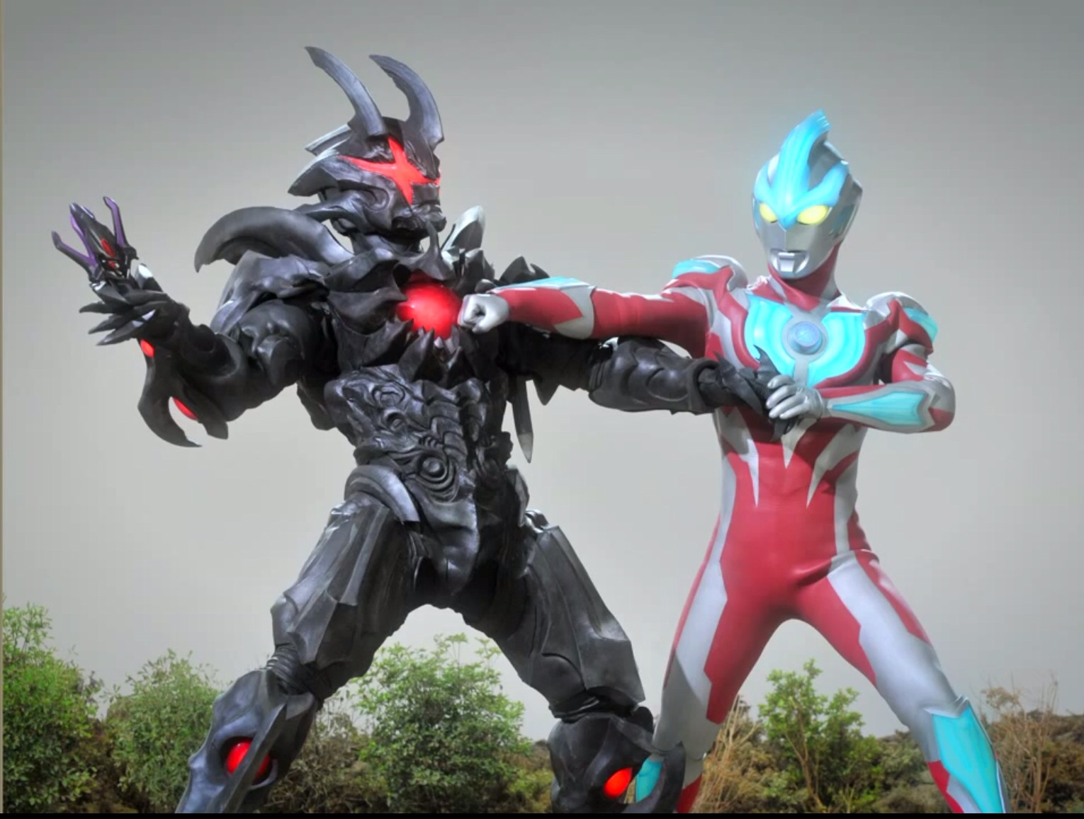 Ultraman Taro Monsters Image - Ginga vs Daek ...