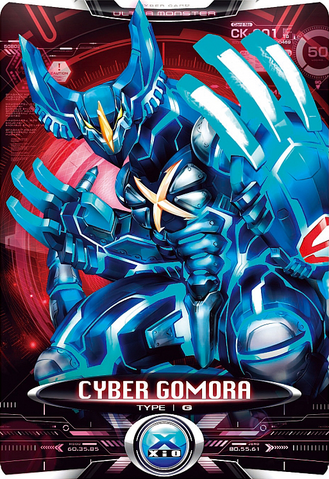 File:Ultraman X Cyber Gomora Card Alternate Cover.PNG