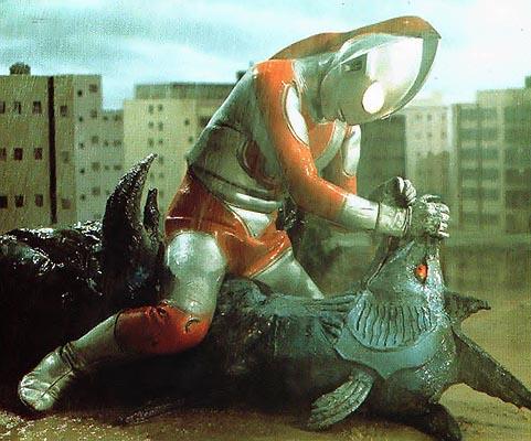 Ultraman Belial Vs Ultraman Zero The Monster User And T...