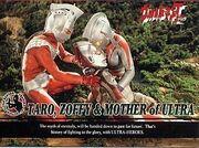 Zoffy Taro & Mother of Ultra