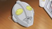 Sasameki Koto ep 4 Ultraman mask