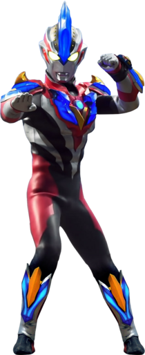 Ultraman Ginga Victory render