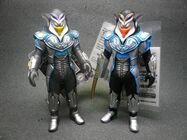 Armored Mephilas toys