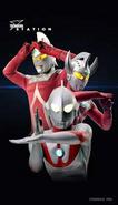 Ultraseven Taro Ultraman pic