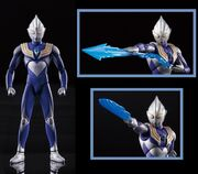 Ultra-Act UltramanTiga Sky Type