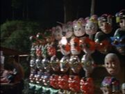 Kamen Rider V3 Mask