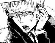 Manga Moroboshi Glasses