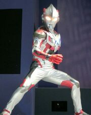 Ultraman X Rubber Suit