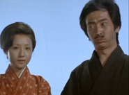 Momoko & Gen old (Kaoru's imagination)