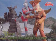 Ultraman Jack vs Kodaigon & Alien Grotes