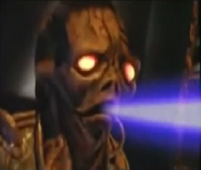 Alien Shilback Soul-Extracting Beam