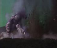 Alien Zamu Shockwave Fist
