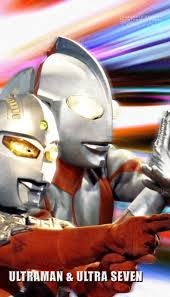 File:Ultraman & Ultraseven pic.png