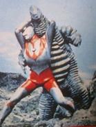 Redking v Ultraman