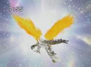 Natsunomeryu Flame wings