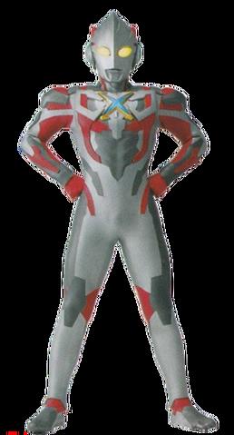 File:Ultraman X Render I.png