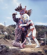 Dreamgillas v Ultraman Ace