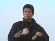 Kazuya Serizawa ready