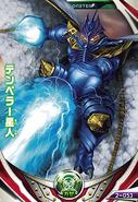 Temperor Kaiju Card