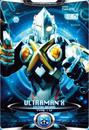 Ultraman X Ultraman X Zetton Armor Card
