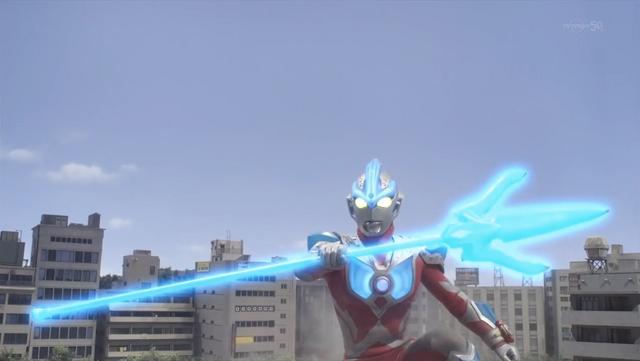 File:Ultraman Ginga Strium Ginga Spark Lance 001.png